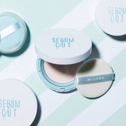 [Missha Singapore] Have you tried our Sebum Cut Powder Pact that helps correct your skin tone and controls sebum so you can