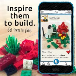 [LEGO] LEGO Life is created for building, learning and sharing all in a safe app designed for the ultimate LEGO fan!