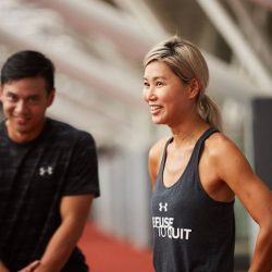 [Under Armour Singapore] Journey to SCSM2017: Following the discovery of abnormal cells in her body, Marie Choo turned to running and spending time