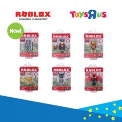 [Babies'R'Us] Mix and match parts allow you to create your own unique Roblox adventure!