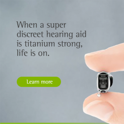 [Digi-Sound Hearing Care Centre] Discover the NEW super-discreet custom-made hearing aid from titanium by Phonak: the Virto B-Titanium.