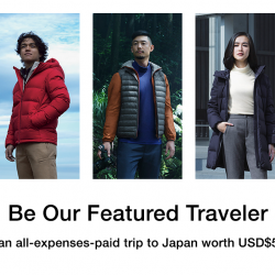 [Uniqlo Singapore] Seeking people who travel out of the ordinary.
