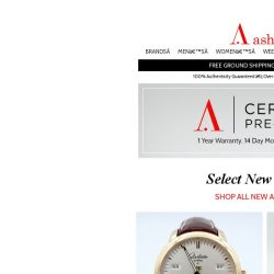 [Ashford] NEWLY ADDED Certified Pre-Owned Timepieces