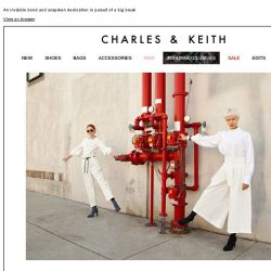 [Charles & Keith] READ MORE | All ACCESS