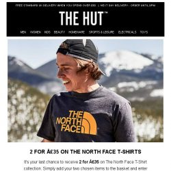 [The Hut] Enjoy our hand-picked offers just for you