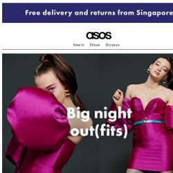 [ASOS] Partywear just showed up