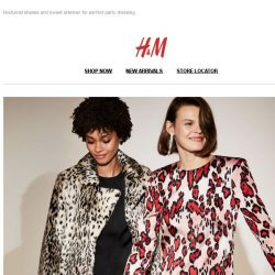 [H&M] The party's over here