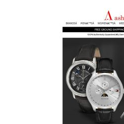 [Ashford] Timing is Everything - New Weekly Deals Start Now!