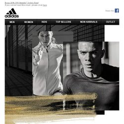 [Adidas] EXCLUSIVE: Early access to adidas' 11.11 Event for Subscribers