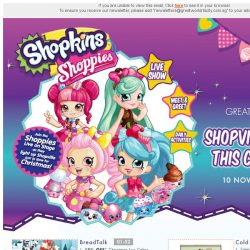 [Great World City]  Great World City presents Shopville Shines This Christmas: Enchanting Offers (10 Nov - 25 Dec 2017)