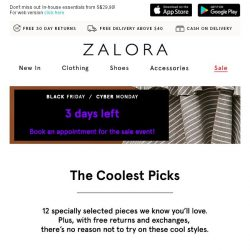 [Zalora] 12 new game-changing outfits await you!
