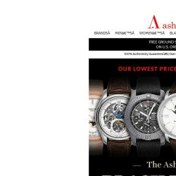 [Ashford] Black Friday – Our LOWEST PRICES on 500+ Watches