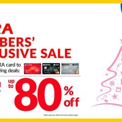 Bosch: Festive SAFRA Sale with Up to 80% OFF Home Appliances