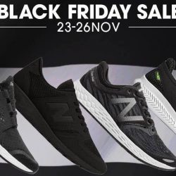 New Balance: Black Friday Sale with Up to 65% OFF & 30% OFF Storewide!
