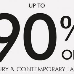 FJ Benjamin: Friends & Family Sale with Up to 90% OFF Luxury & Contemporary Labels