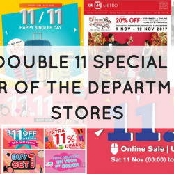 Double 11 Special - Department Store Edition
