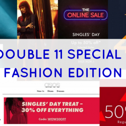 Double 11 Special - The FASHION Edition | Charles & Keith, Timberland, Uniqlo, Esprit, Ecco & More!
