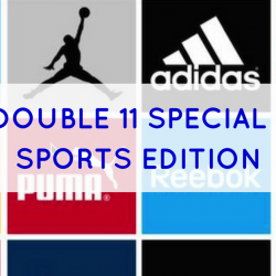 Double 11 Special - The SPORTS Edition | Nike, Adidas, UnderArmour, New Balance, Asics & More!