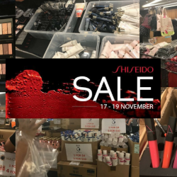 Shiseido: Year-End Sale on Beauty Products from Shiseido, Cle de Peau Beaute, Za, Nars & More!