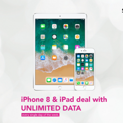 [Singtel] Save $505 with our iPhone and iPad bundle deal.