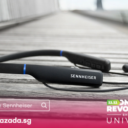 [Sennheiser] Shop the Sennheiser Official Store on Lazada now and stand a chance to win S$500 worth of Scoot vouchers!