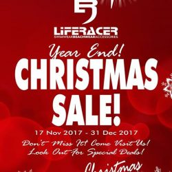 [Liferacer] LIFERACER CHRISTMAS SALE!