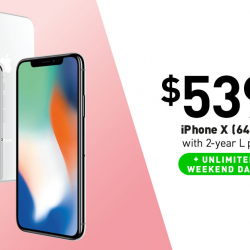 [StarHub] iPhone X is now available at StarHub.