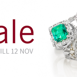 [Poh Heng Jewellery] Razzle and dazzle with Poh Heng this November.