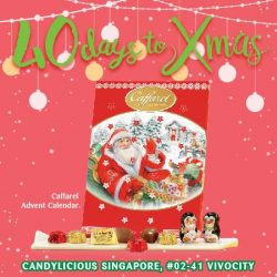 [Candylicious] Let's countdown to Christmas together!
