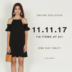 [MDSCollections] Singles day sale now on.