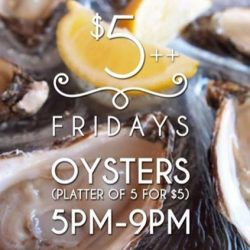 [The Beacon] Tonight we are serving Aigue Marine Special Oyster!