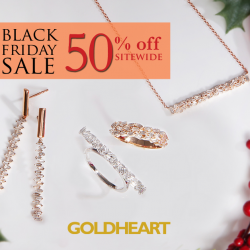 [Goldheart Jewelry Singapore] Happening only once a year!