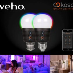 [Veho] Get 35% off of our Veho Kasa Smart Lighting range.