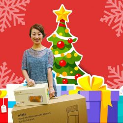 [The Clementi Mall] Congratulations to last week's Mega Magical Christmas Lucky Draw winner, Li Ping!