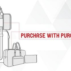 [Bossini Singapore] Travel worry-free with bossini's all new Foldable Boston Bag.