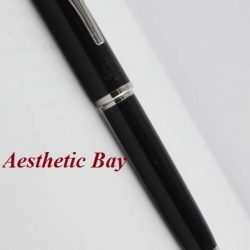 "[Aesthetic Bay] Montegrappa Ducale Iustitia (Lady Justice) Black with Steel Trim PensIustitia – ""Lady Justice"" – is the embodiment of fairness."