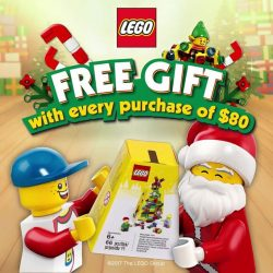 [The Brick Shop] Shaking every present beneath the Christmas tree, guessing what's inside…who's guilty of this?