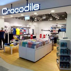 [Crocodile] Our New Store @ Compass One.