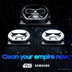 [Samsung Singapore] The time has come for the dark side to be under your control.