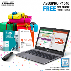 [ASUS] Get the right tool to end your 2017 on a high note with ASUSPRO!