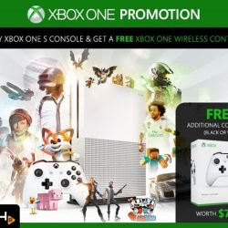 [PLAYe] Ongoing Promotion:Purchase a Xbox One S and get a Xbox Wireless Controller!