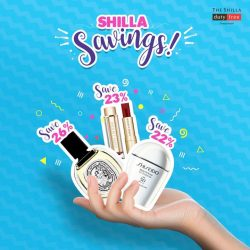 [MISSSEE] Enjoy irresistible savings when you shop at Shilla!