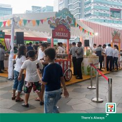 [7-Eleven Singapore] We hope everyone is having a great time celebrating 7-Eleven Day with us!