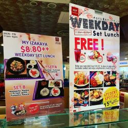 [MOF @ MY IZAKAYA & AMASOY] 2 great weekday lunch deals at Mof My Izakaya amkhub.