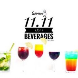 [Saveur Art] In celebration of Singles Day, Saveur invites you and your friends to crack open a cold one with us this