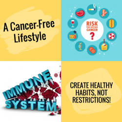 [Healthystars] Read Healthystars' latest Blog Post to learn how to lead a Cancer-Free Lifestyle!
