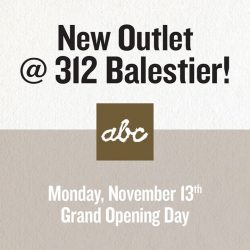 [Artisan Boulangerie Co.] It's finally our Grand Opening Day @ 312 Balestier!