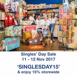 [Independent Market] Our team is gearing up for Singles' Day that's happening very soon.