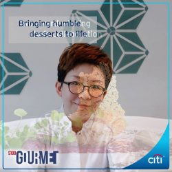 [Citibank ATM] From 28 to 30 Nov 2017, Chef Jasmin Chew will be partnering with Chef Chris Millar to create an exquisite