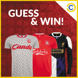 [Courts] Think you know all about your Liverpool FC Kits?